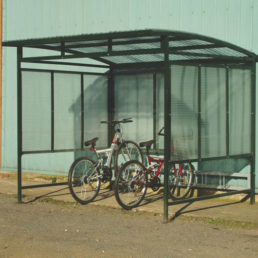 Picture of Cycle Shelter