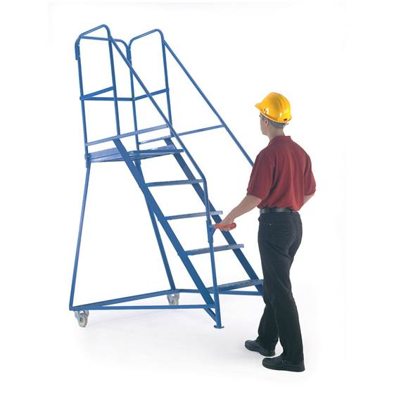 Picture of Fort Tilt N Push Steps - Painted