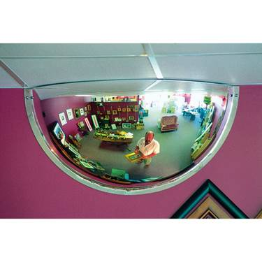 Picture of Hemisphere Mirrors