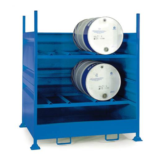 Picture of Horizontal Drum Stores