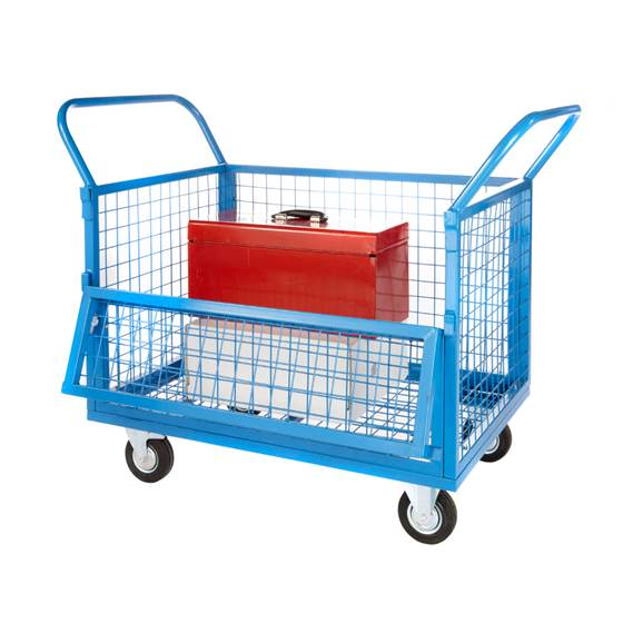Picture of Wire Mesh Truck