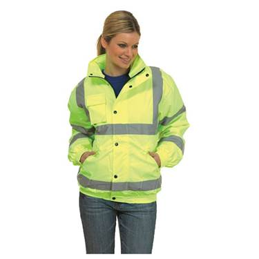 Picture of Hi-Visibility Bomber Jacket