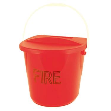 Picture of Fire Bucket & Lid