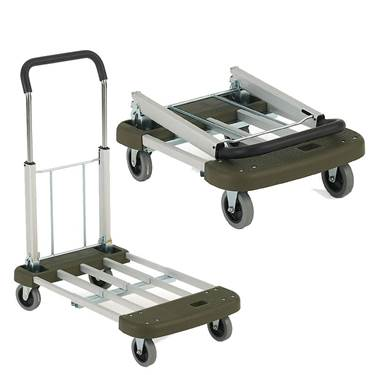 Picture of Multi Position Trolley with Moulded Ends