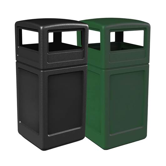 Picture of 140L Litter Bin with Dome Lid