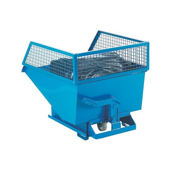 Picture of Mesh Cages to suit Mini Skips