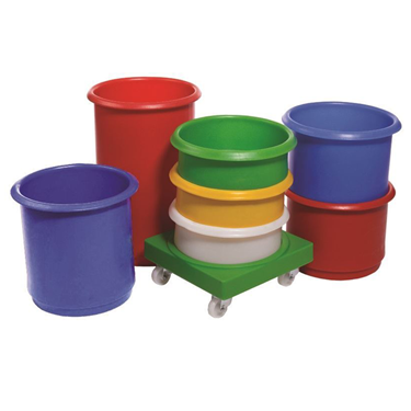 Picture of Dolly to Suit Interstacking Bins