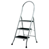 Picture of Chrome Plated Folding Steps