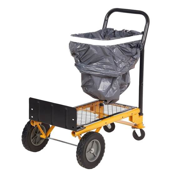 Picture of Three Position Truck with Bag Holder