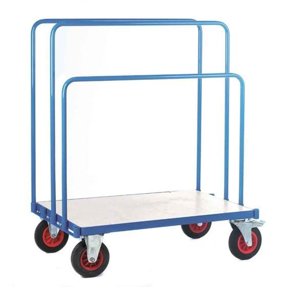 Picture of Fort Galvanised Adjustable Board Trolley