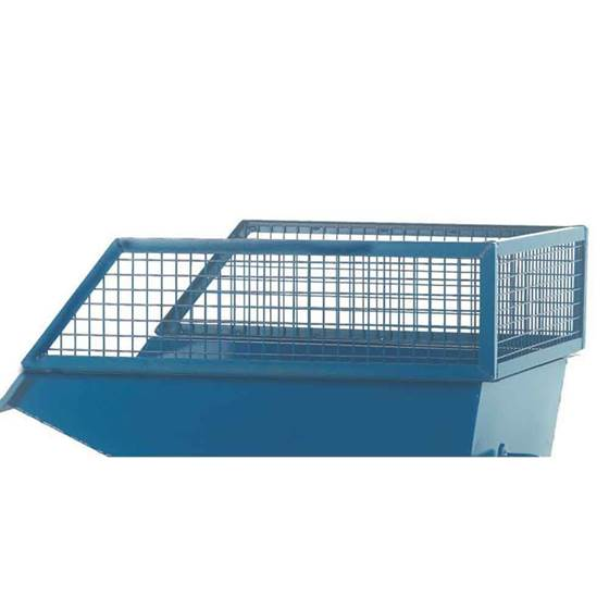 Picture of Mesh Cages to suit Heavy Duty Tilting Skips
