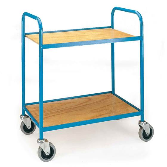 Picture of Plywood Tray Trolleys