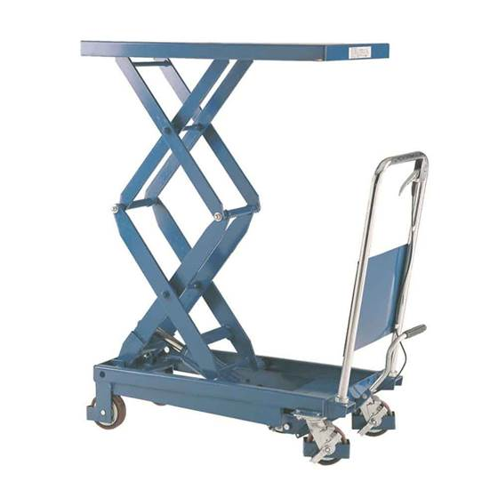 Picture of Premium Scissor Lift Tables
