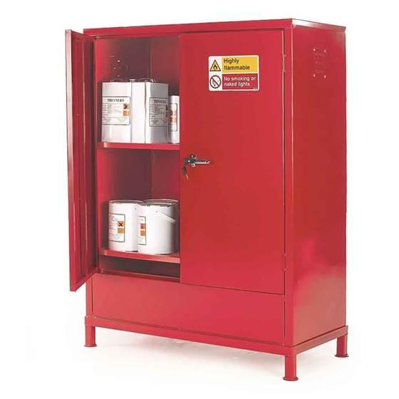 Picture of Storage Cabinet for Hazardous Substances