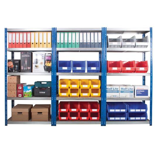 Picture of Kwikrack Shelving