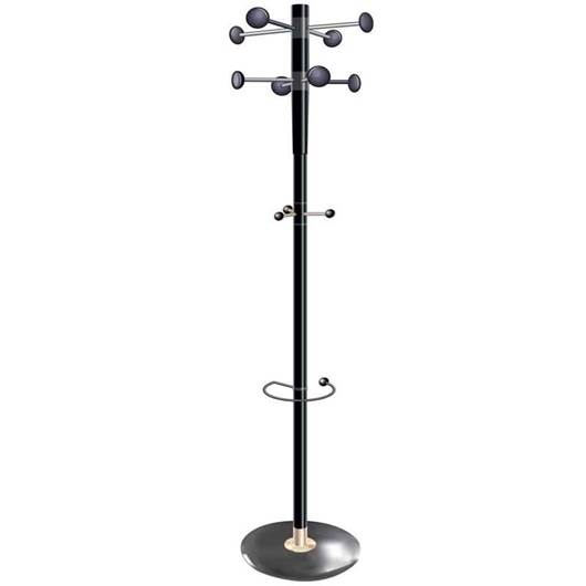 Picture of Black Coat Stand