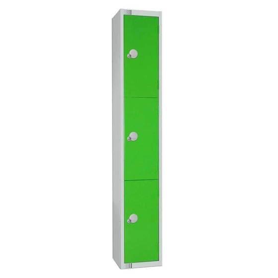 Picture of Three Door Elite Lockers
