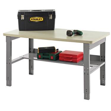 Picture of Adjustable Height Work Bench