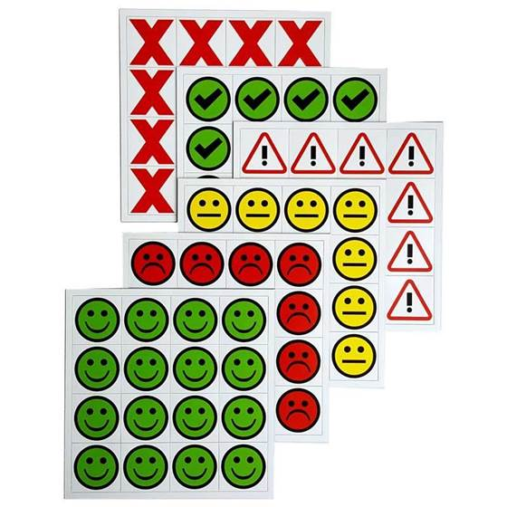 Picture of Kiss Cut Indicator