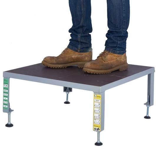 Picture of Fort Adjustable Steel Work Platforms