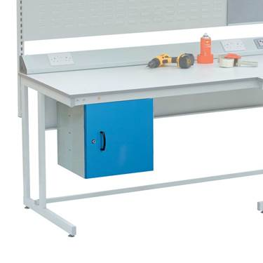 Picture of Drawers & Storage Cupboard for Taurus Cantilever Workbenches