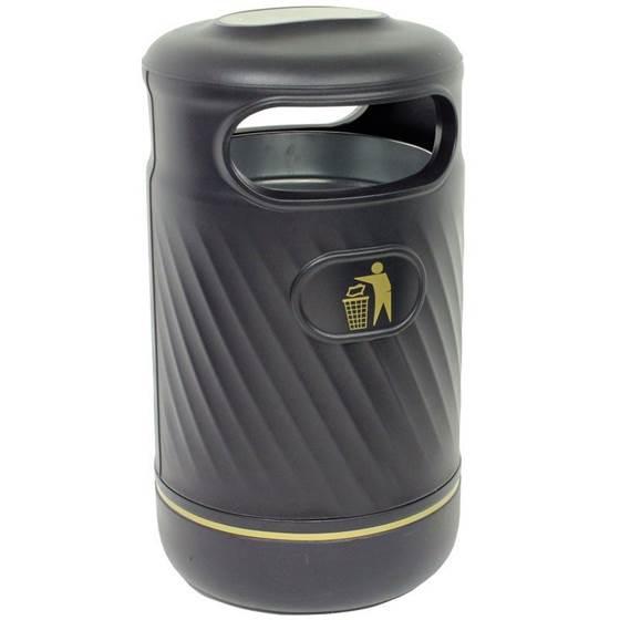 Picture of Outdoor Hooded Top Litter Bin