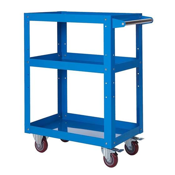 Picture of Reversible Tray and Shelf Trolleys