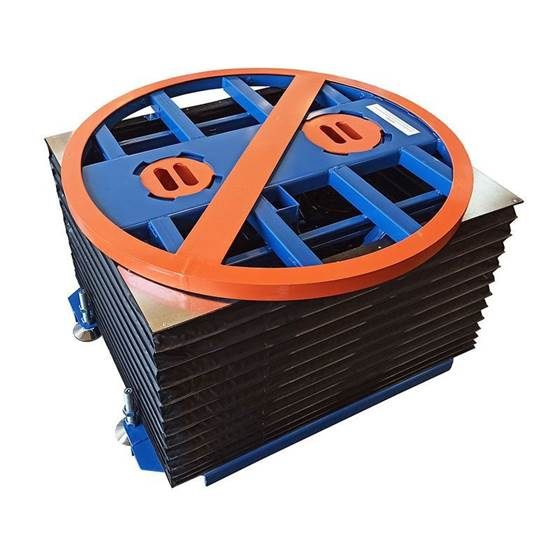 Picture of Pallet Level Loader with Bellows